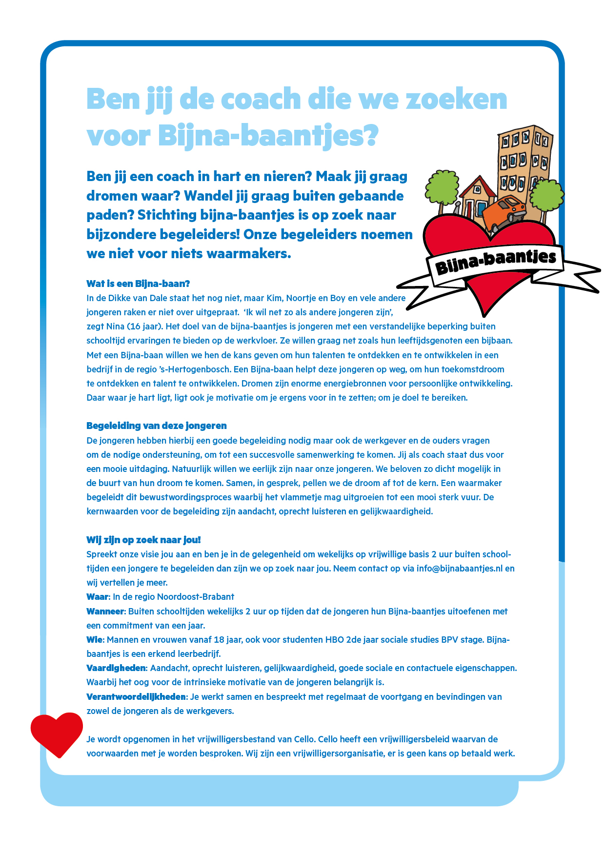 Vacature Coach2